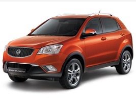 Ssang Yong Actyion